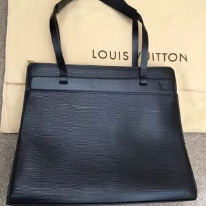 Handbags - Authentic Louis Vuitton Epi LeatherBag and dustbag